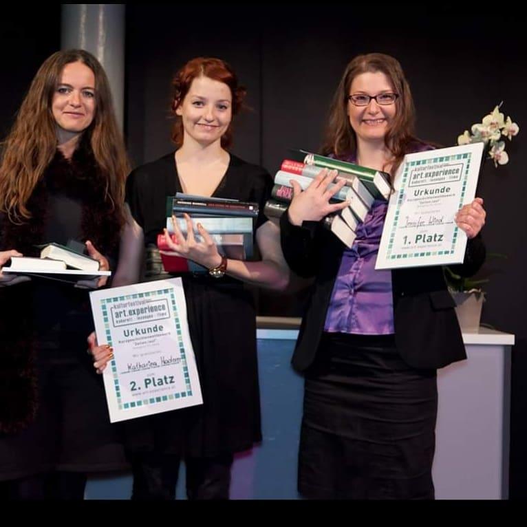 1. Platz beim Zeilen.lauf Literaturpreis 2011