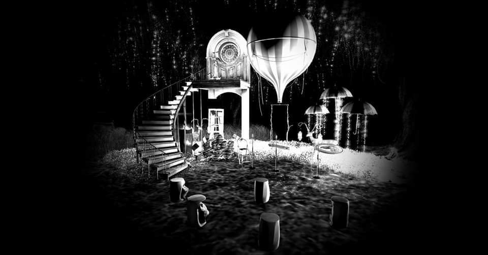 second life lesung halloween 2019